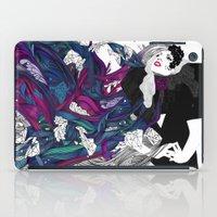 Lady G. iPad Case