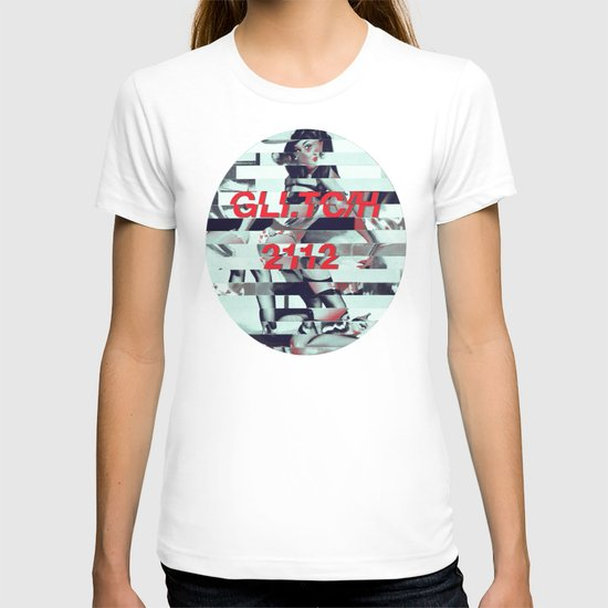 Glitch Decon 3 T-shirt