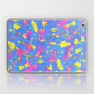 NEON PAINT Laptop & iPad Skin