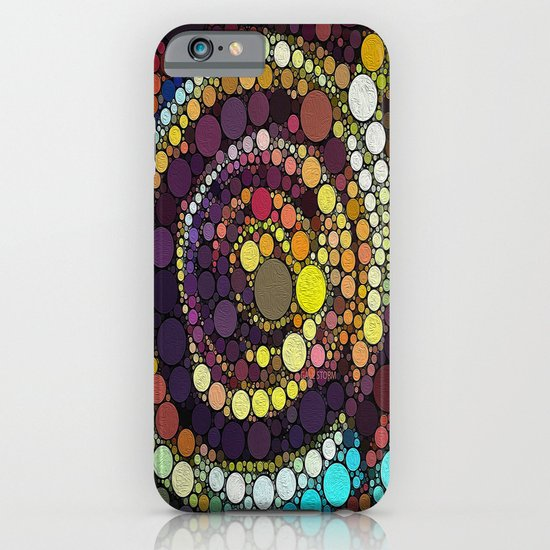 :: Crop Circle Circus :: iPhone & iPod Case