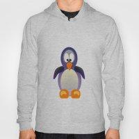 Penguin Purple Hoody