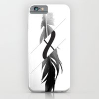 Infinity Feather iPhone 6 Slim Case