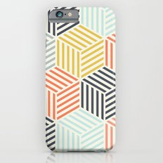 Colorful Geometric Slim Case iPhone 6s