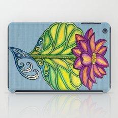 Lotus in Love iPad Case
