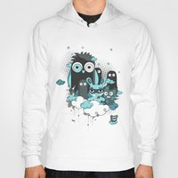 Nocturnal Friends Hoody