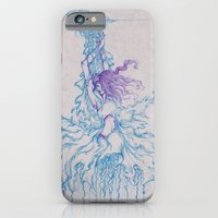 iPhone & iPod Case featuring Goddess of War by theQueenofSomething