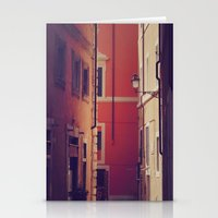 To Rome With Love Stationery Cards