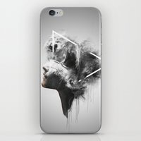 Nefretete iPhone & iPod Skin