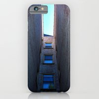 Coming Home Through the Back Door iPhone 6 Slim Case