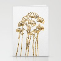 PAPERCUT FLOWER 2 Stationery Cards