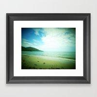 Daintree Rainforest Framed Art Print