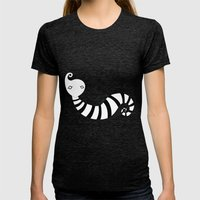 The Soul Womens Fitted Tee Tri-Black SMALL