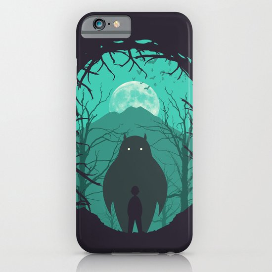 Scary Monsters and Nice Sprites iPhone & iPod Case