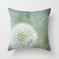 Throw Pillow featuring One Wish by Bella Blue Photograp…
