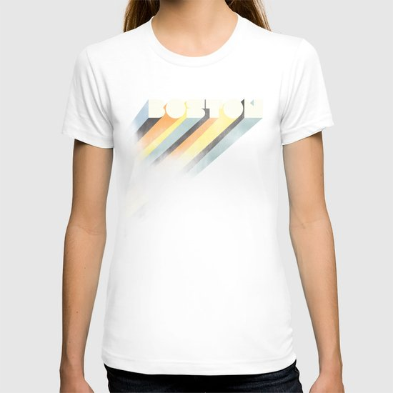 Boston : Resilient T-shirt