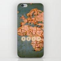 ROAM II iPhone & iPod Skin