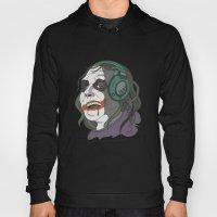 Joker illustration Hoody