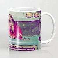 Bus Mug