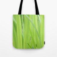 Mystic Green Tote Bag