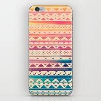 SURF TRIBAL II iPhone & iPod Skin