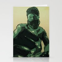 Roy 'Big Country' Nelson Stationery Cards