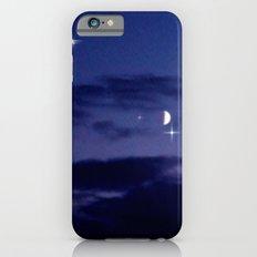 Mond am Südhorizomt. Slim Case iPhone 6s