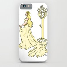 Lady of the Golden Wood Slim Case iPhone 6s