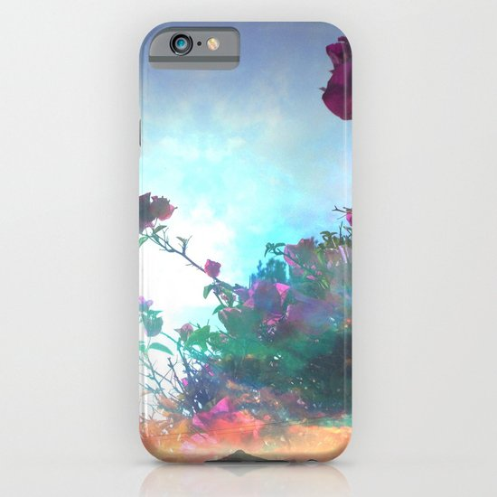 Storm of a Green Thumb iPhone & iPod Case