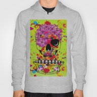 Skulls Dreams Hoody