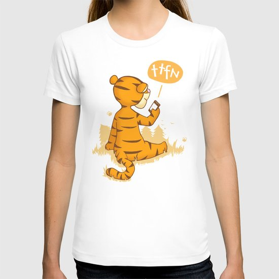 Ta Ta For Now T-shirt