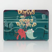 Demons are a Ghouls Best Fiend iPad Case