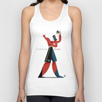 Cassius Play Unisex Tank Top