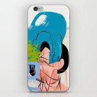 Aya iPhone & iPod Skin