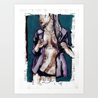 Manners + Physique Art Print