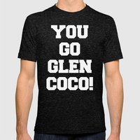 Mean Girls #2 – Glen C… Mens Fitted Tee Tri-Black SMALL