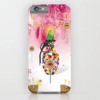 Monitored iPhone 6 Slim Case