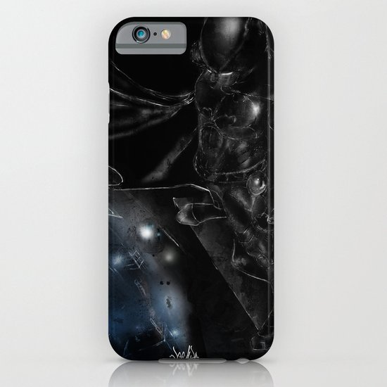 A Dark Knight iPhone & iPod Case