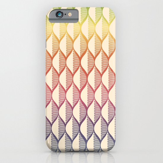pattern fenced v3 iPhone & iPod Case
