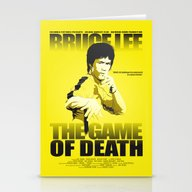 The Game Of Death Stationery Cards