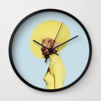Mrs. Submarine Wall Clock