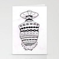 Poncho Mex Stationery Cards