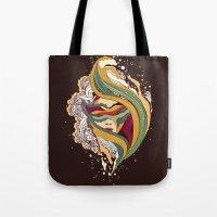 Triangular dream Tote Bag