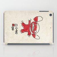 Stitch good&bad meter.... iPad Case