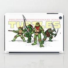 Philippine Revolutionary Ninja Turtles iPad Case