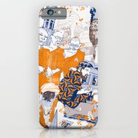 iPhone & iPod Case featuring THE SACRED CITY by giorgio fratini