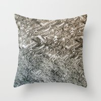 Branch and Root Throw Pillow