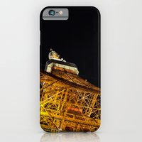 iPhone & iPod Case featuring Tokyo tower by H.kanz