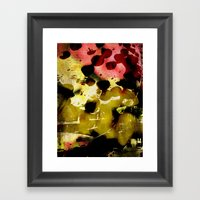 Don't Ask Me Why... Framed Art Print