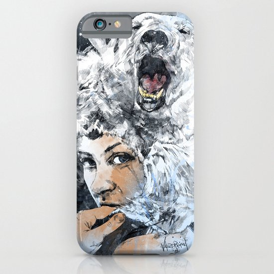 Arctic Tears iPhone & iPod Case