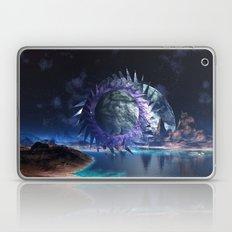 Sharp Moon Laptop & iPad Skin